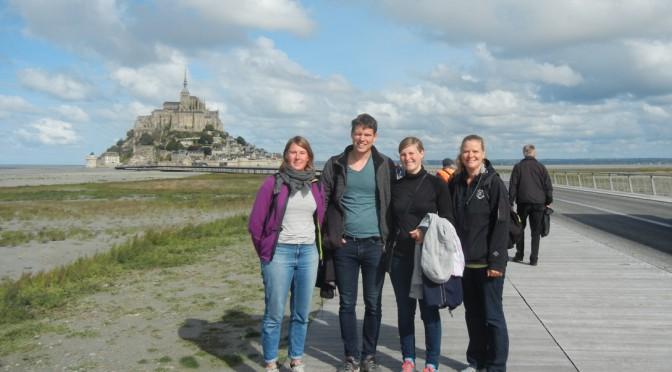 Cherbourg - Le Mont St. Michel