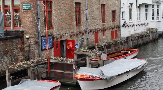 Zeebrugge og Brugge