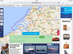 marinetraffic zeebrugge