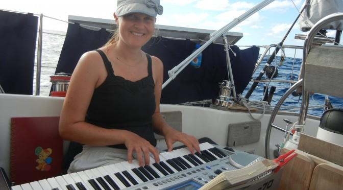 Auras sang om forplejningen ombord