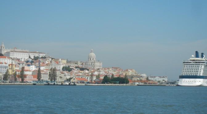 Lissabon - at sejle til en hovedstad