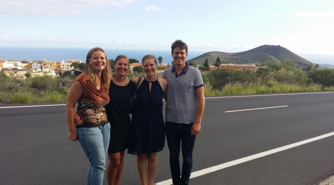 Porto Santo – Tenerife: sol, sol og atter sol