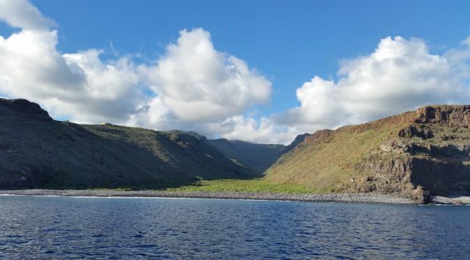 La Gomera - en smuk vestlig canarisk ø