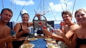 Frokost på Atlanten