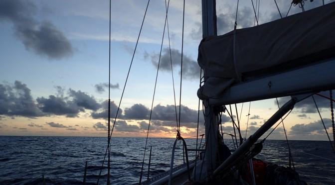 17 dage på Atlanten - del IV