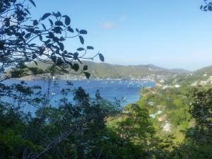 Smuk udsigt ud over Admirality Bay