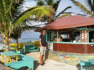 Martin på Palm Island