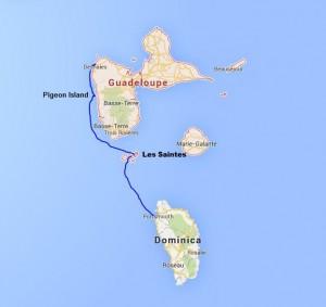 Dominica - Les Saintes - Guadeloupe