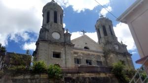 Caribiens største katedral i St. John (hovedstaden på Antigua)