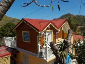 Et andet fint hus på Terre-de-Haut