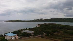 Salt River Bay - Columbus fandt sin vej til St. Croix her
