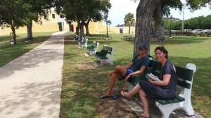 Park i Christianssted