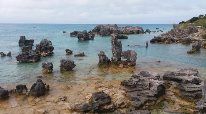 Bermuda - en smuk ø midt i Atlanterhavet