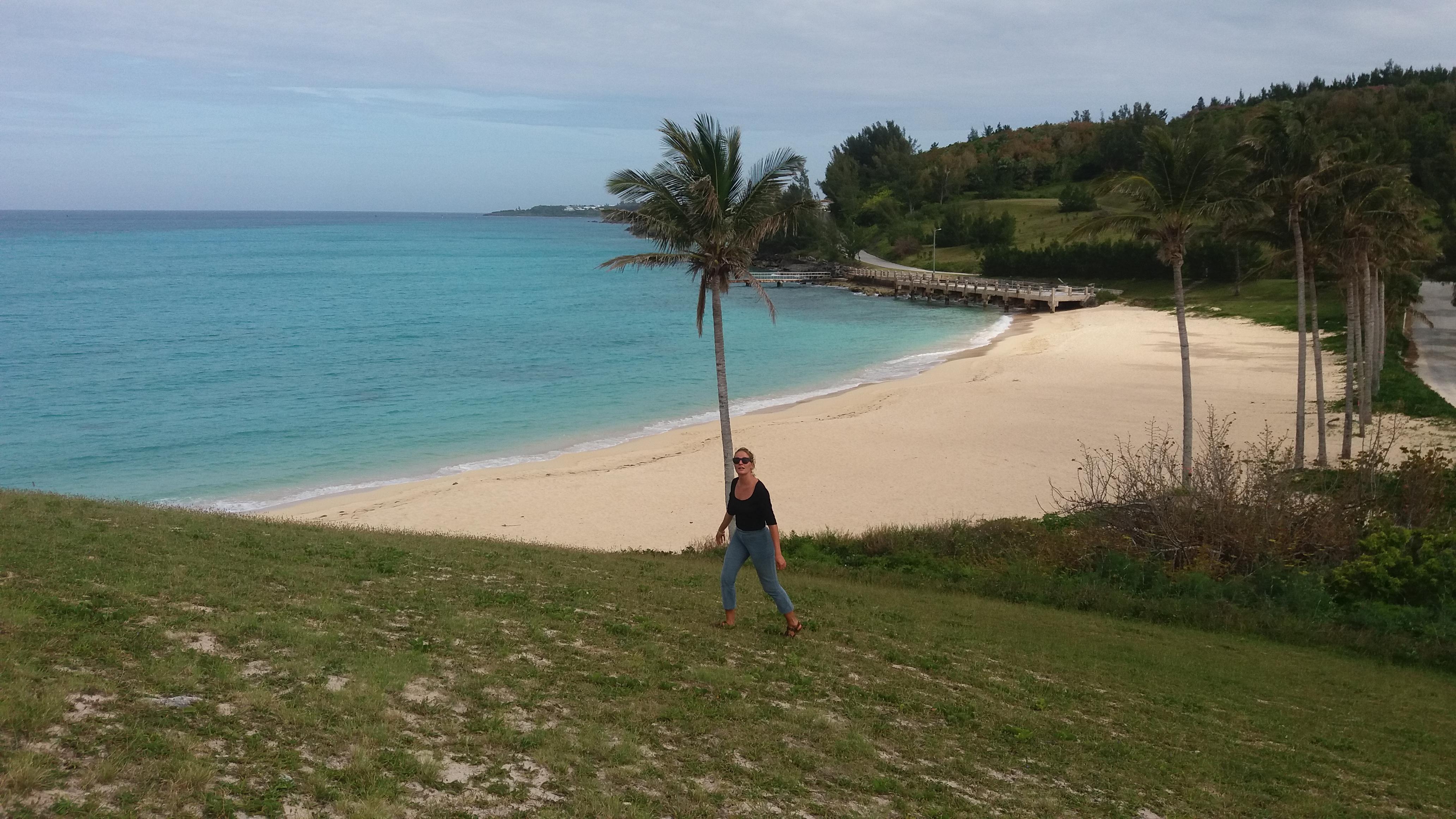 Bermuda kan også være med på de flotte sandstrande