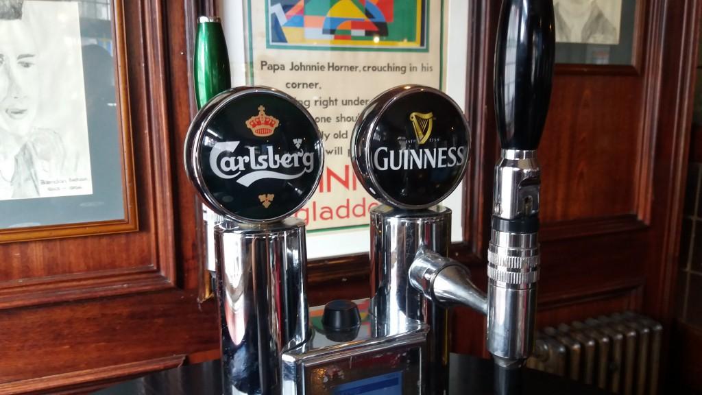 Carlsberg eller Guinness?