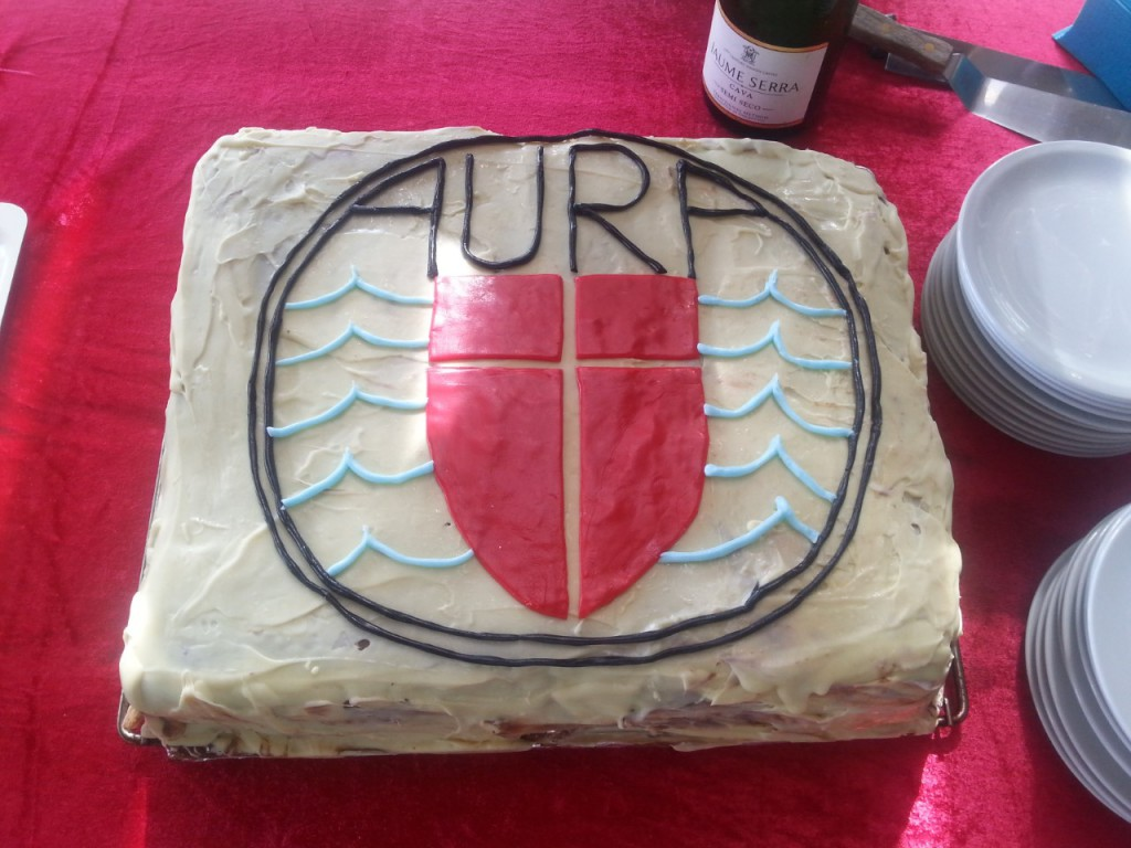 Den flotte Aura-kage