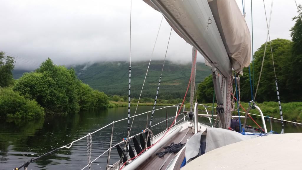 Mystik i det skotske højland